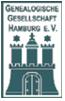 Logo Genealogische Gesellschaft Hamburg e.V.